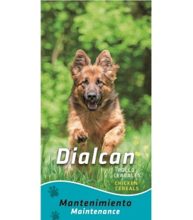 DIALCAN MANTENIMIENTO 20 Kg
